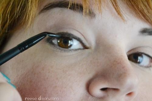 ELF Eyeliner Brush