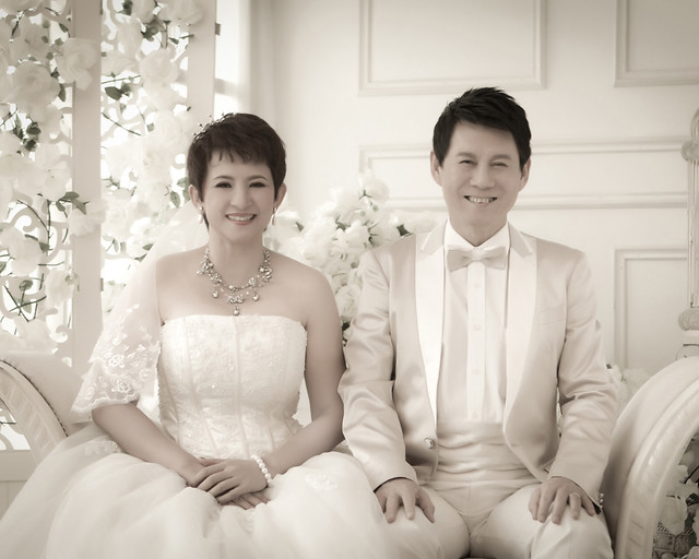 Man & wife...