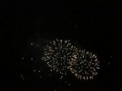 Brazil Fireworks