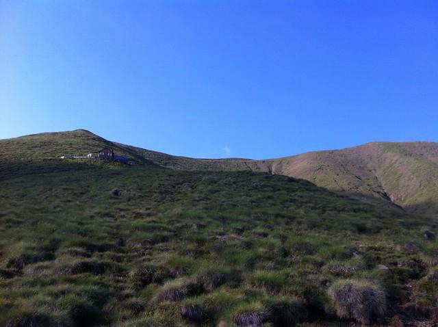 Bonnerhütte und Toblacher Pfannhorn