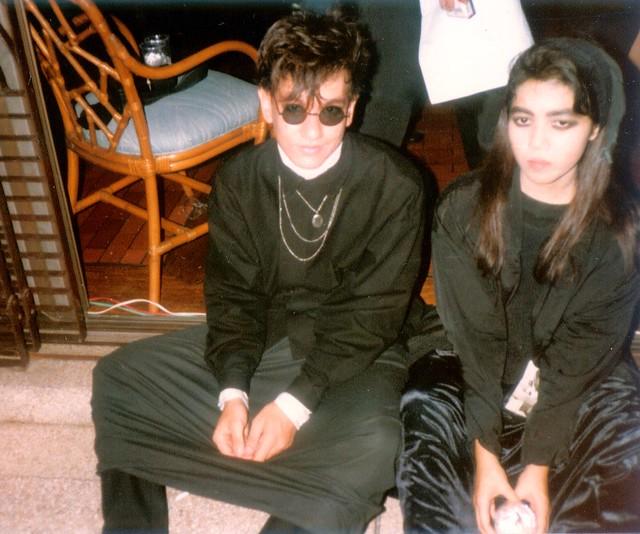 Clueless, 1986