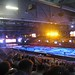The fencing pistes