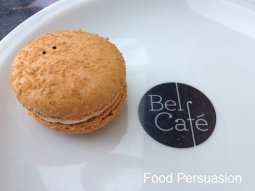Bel Cafe – Has Maple Bacon Macarons