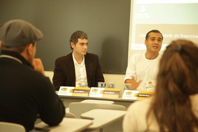 Maurício Fiore e Sidarta Ribeiro