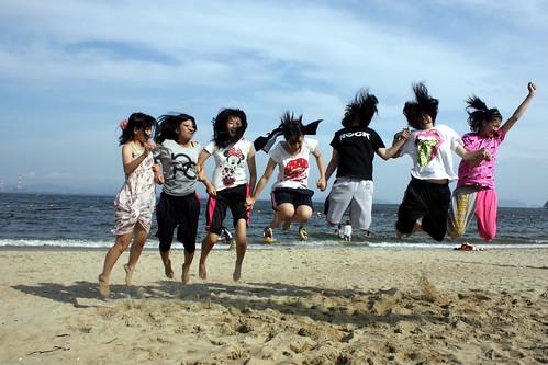 Shinojima JK seven jump 4