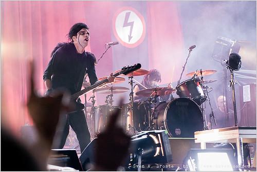 Fred Sablan & Jason Sutter / Marilyn Manson