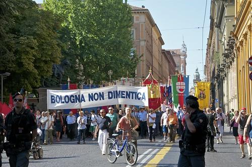 Bologna non dimentica