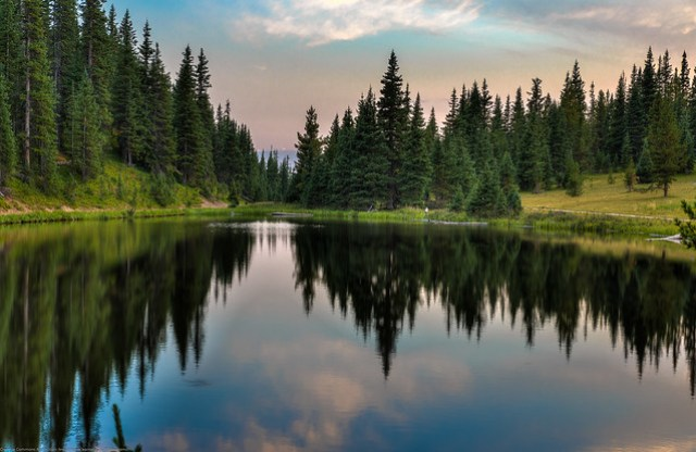 Lake Irene - RMNP