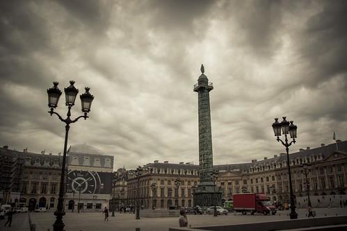 Urban Mythologies : Vendome (Place Vendôme, Paris) - Photo : Gilderic