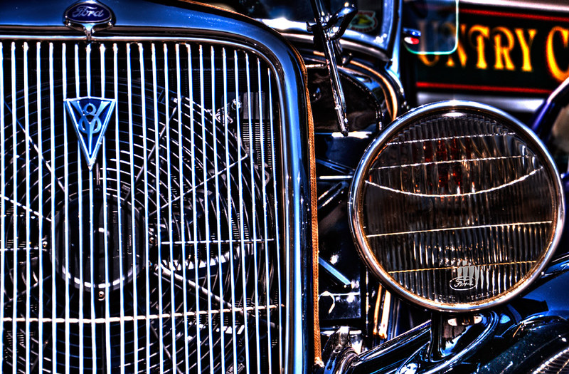 Grille - tonemapped