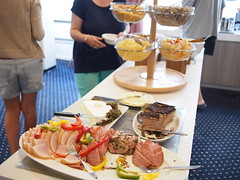 Absalon Hotel Buffet Breakfast