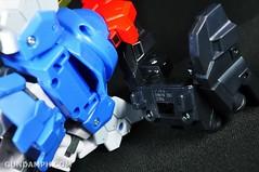 SDGO Sandrock Custom Unboxing & Review - SD Gundam Online Capsule Fighter (26)
