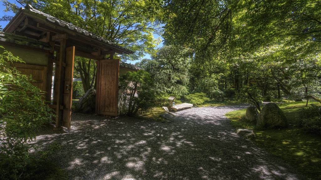 Shinto Entrance