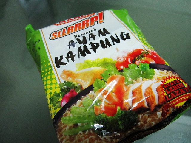 Mamee instant noodles