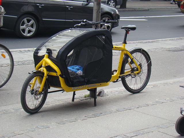 Bullitt - Cargo bikes in Copenhagen