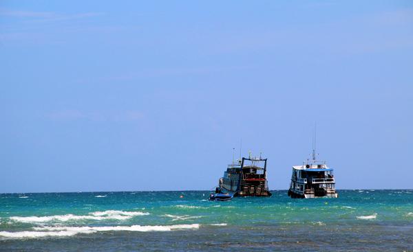 Barcos de Big Blu