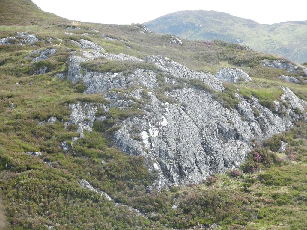 Folds at strath fionan