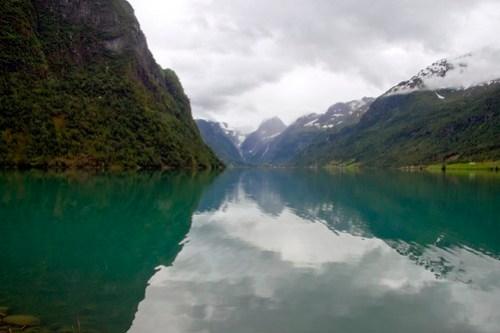 272 Parque Nacional Jostedal - Glaciar Briksdal