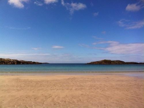 Carnish beach