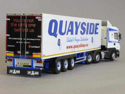 Quayside Scania