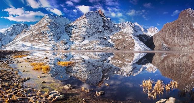 Kashmir scenery