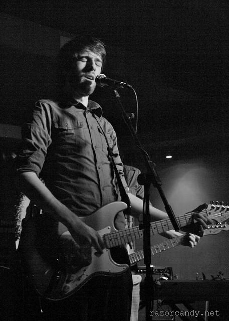 Shady Bard - Thursday, 8th May, 2008 (1)
