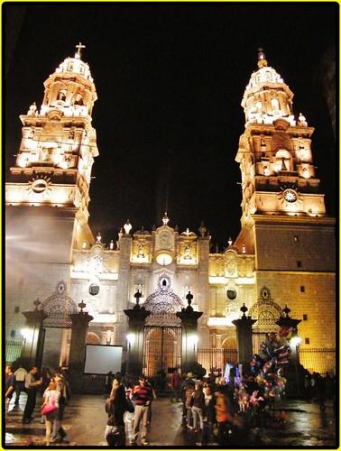 Santa Iglesia Catedral,Morelia,Estado de Michoacán,México by Catedrales e Iglesias