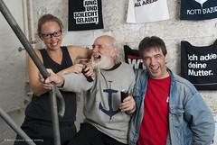 Muschi Kreuzberg - Jung und schlecht gelaunt - bonck.de