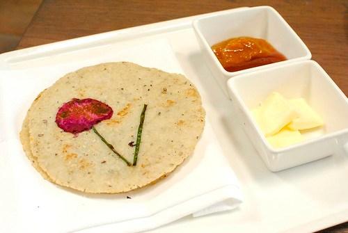 Tortillas Florales Con Marmeladas y Conservas