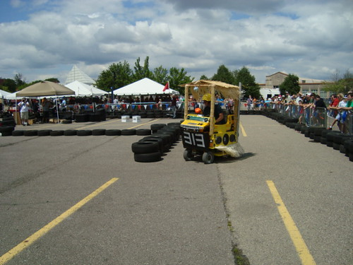 The Power Wheels Racing Series