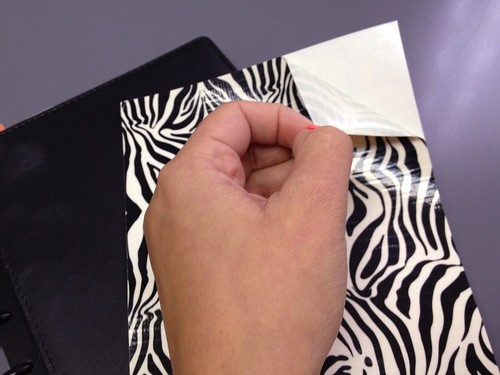 Ridiculously Easy Notebook Cover DIY