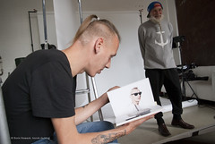Muschi Kreuzberg - Modelle Benno und Komet - bonck.de