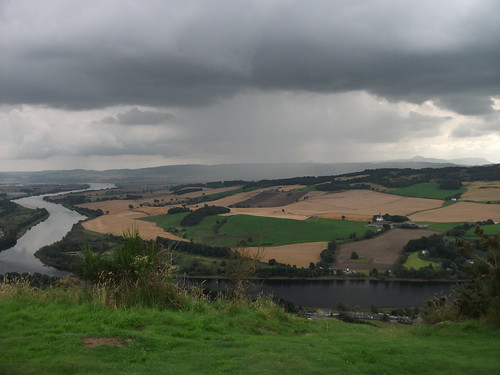 across the Silvery Tay