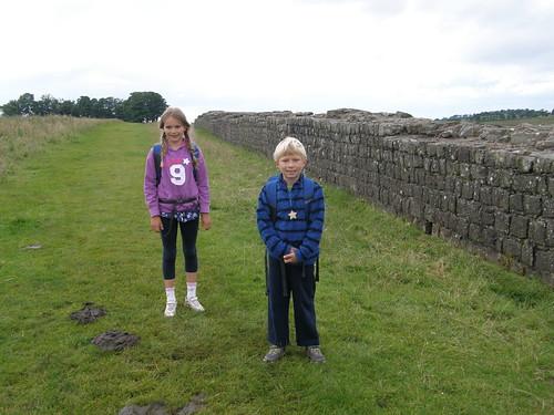 Walking the Wall