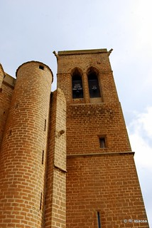 Torre de la Iglesia de San Saturnino, Artajona