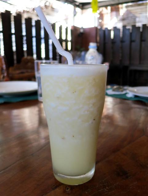pineapple shake P75
