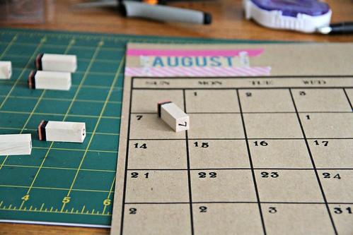 Perpetual Birthday Calendar