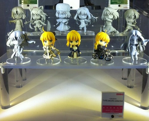 Nendoroid Petit: TYPE-MOON Collection Set