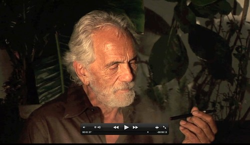 Tommy Chong with the CANNAcig by RFMK - Cheryl Shuman Screen shot 2012-06-14 at 2.00.21 AM by CherylShumanInc