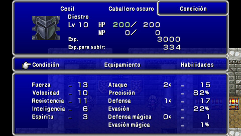 Final Fantasy IV Complete Collection en español