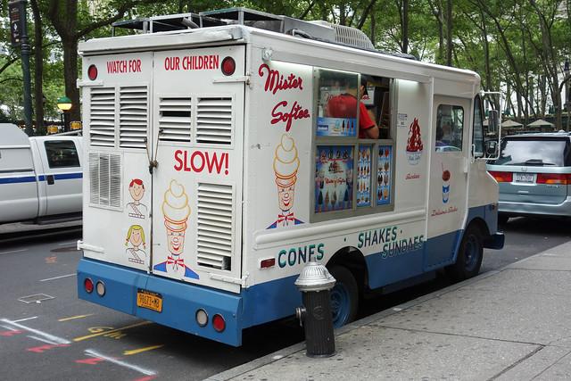 Mister Softee Truck