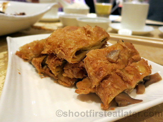 fried bean curd skin HK$60
