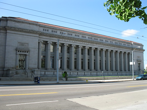 Federal Building, 2012 (Photo by Lisa Rickey)