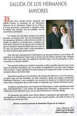 2012 - Hermanos Mayores