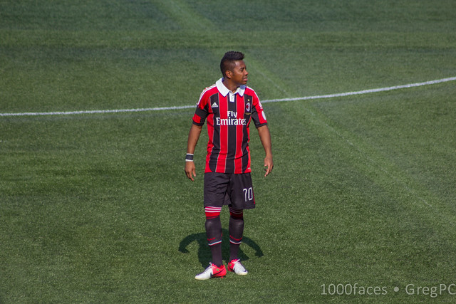 Faces - Robinho