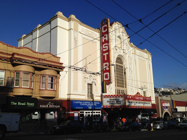 Historic Castro Theatre