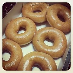 Original glaze Krispy Kreme