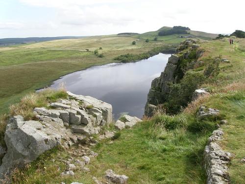 Above Crag Lough