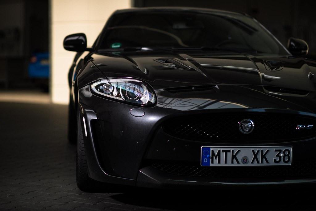 Jaguar Driving Event at the Nürburgring.