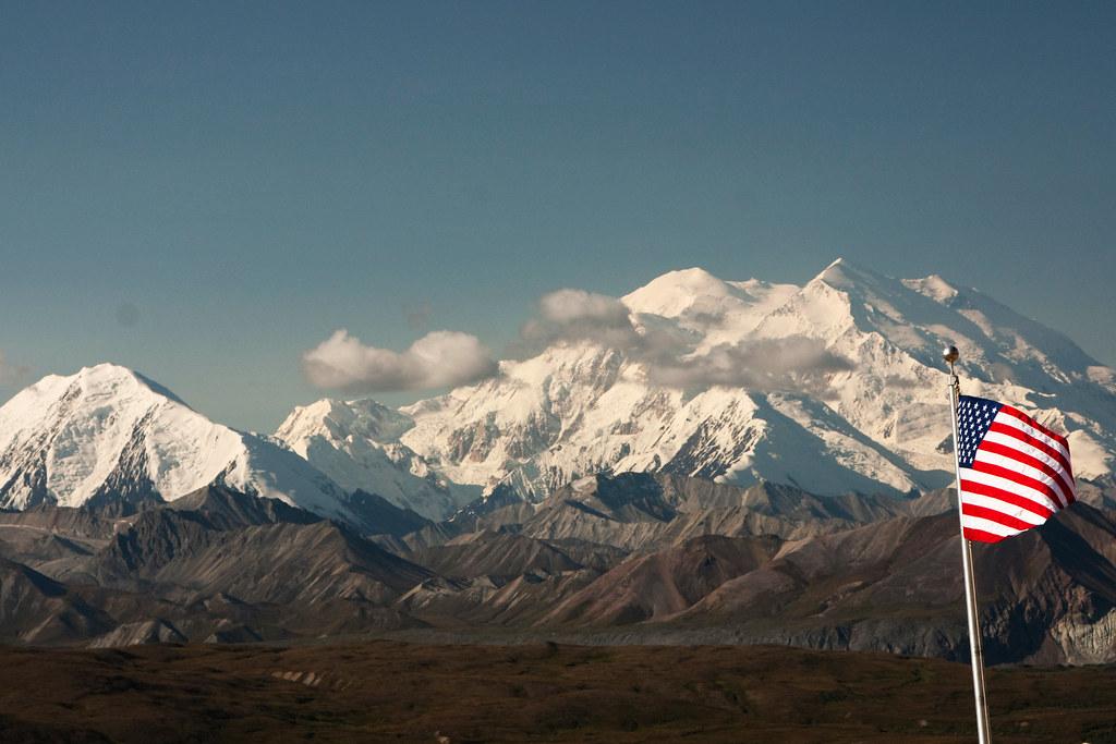 Denali aka Mt McKinley